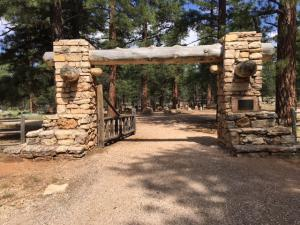 If you died in the Grand Canyon during the 19th century, chances are you were buried where you fell. But in the early 1900s, pioneers found a clearing about a quarter mile from the south rim amidst the ponderosa pine.